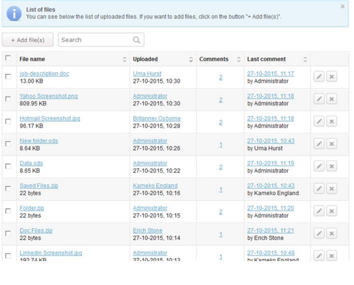 File Sharing Script Screenshot 9