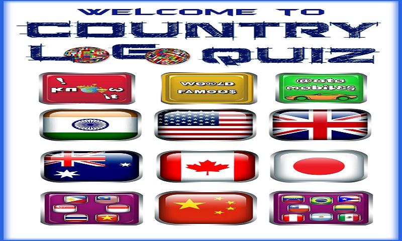 Country Logo Quiz Screenshot 4