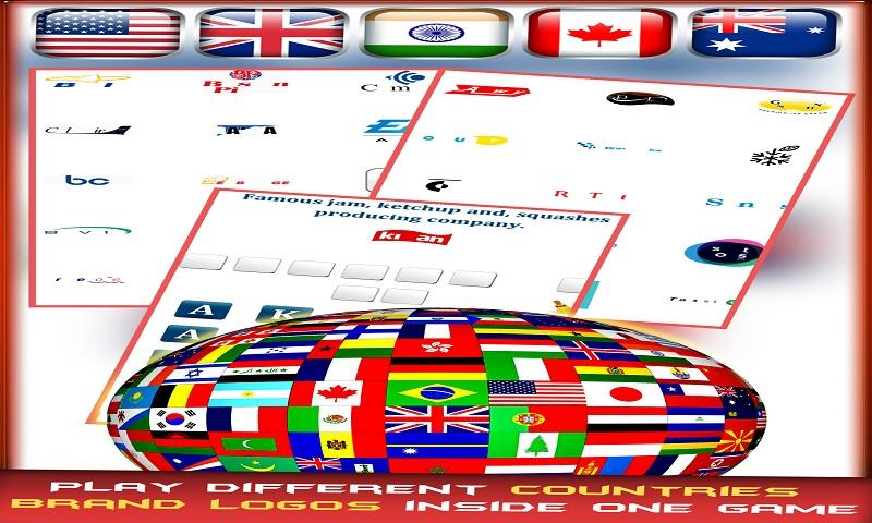 Country Logo Quiz Screenshot 3