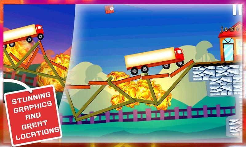 Bang the Bridge Wall Screenshot 4