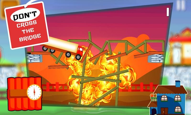 Bang the Bridge Wall Screenshot 3