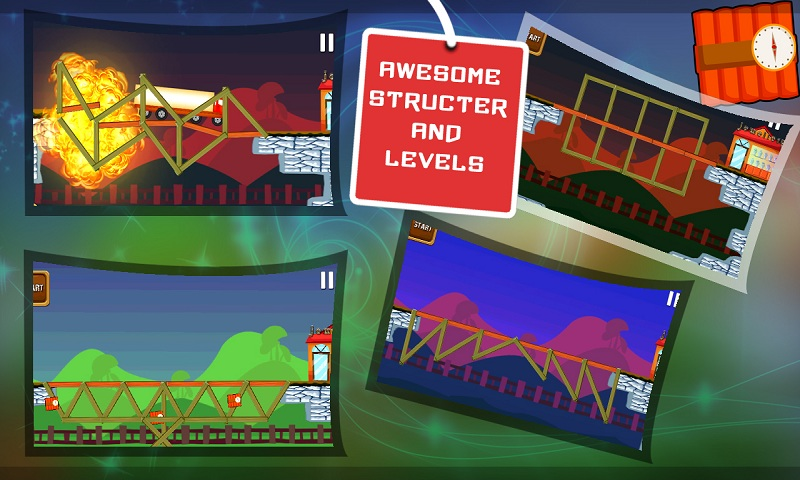 Bang the Bridge Wall Screenshot 5
