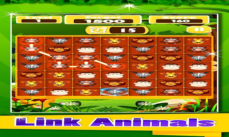 Animal Link: Match 3 Screenshot 3