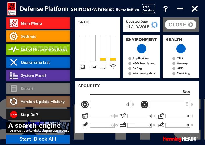 SHINOBI Screenshot 5