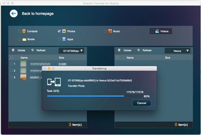 MobiKin Transfer for Mobile Screenshot 3