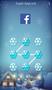 AppLock Theme Snowsky 2