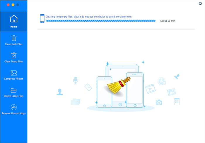 iMyFone Umate for Mac Screenshot 6