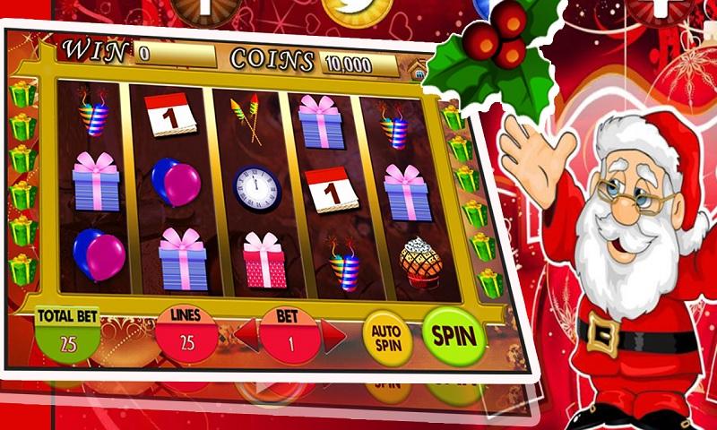 Christmas Santa 777 Slots Screenshot 5