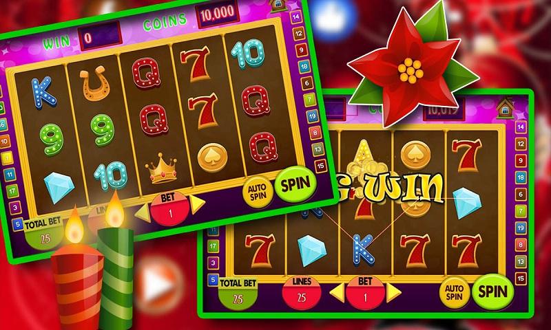 Christmas Santa 777 Slots Screenshot 3