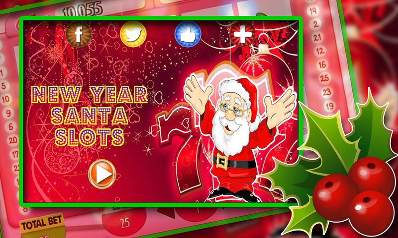 Christmas Santa 777 Slots Screenshot