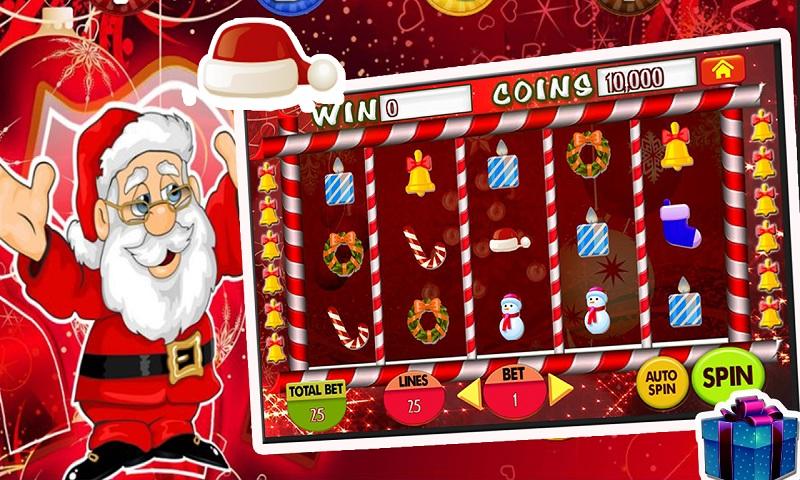 Christmas Santa 777 Slots Screenshot 6