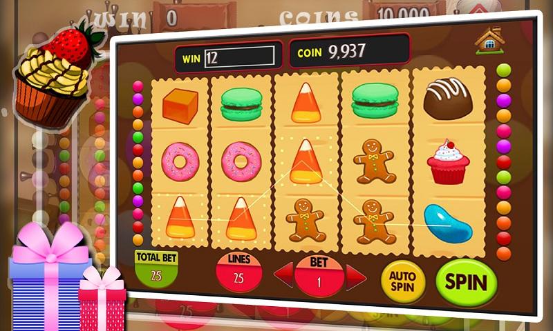 Christmas Santa 777 Slots Screenshot 8