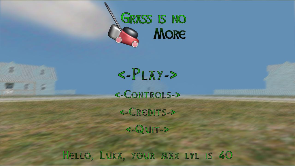 Grass Is No More Screenshot