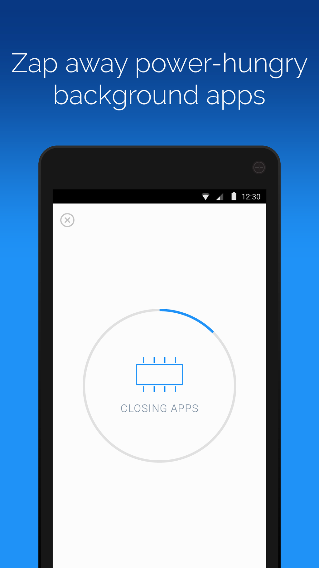 Battery Time Optimizer Screenshot 4