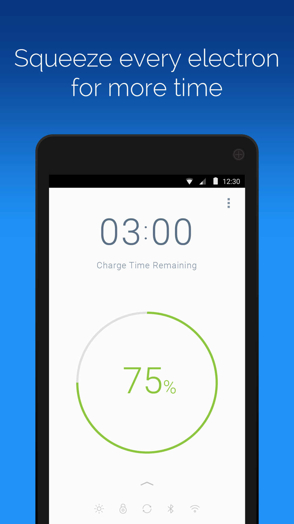Battery Time Optimizer Screenshot 7