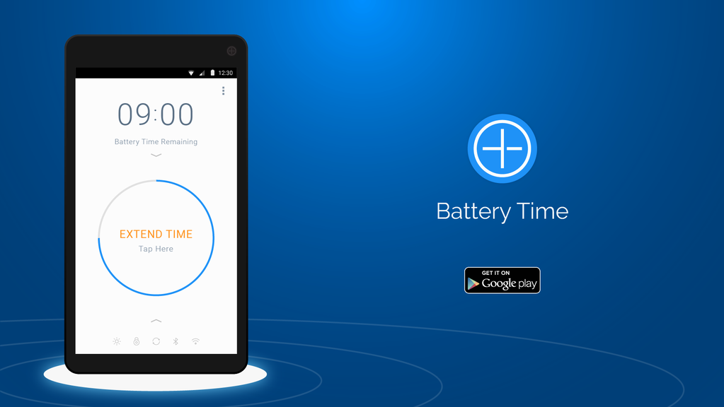 Battery Time Optimizer Screenshot 1
