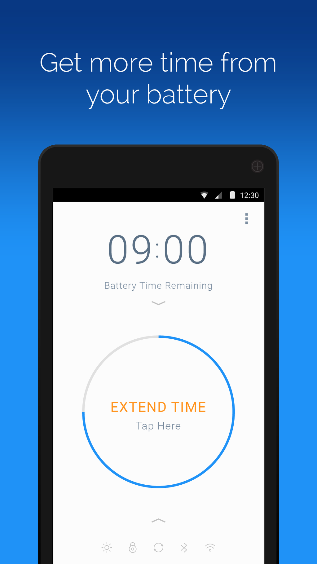 Battery Time Optimizer Screenshot 3