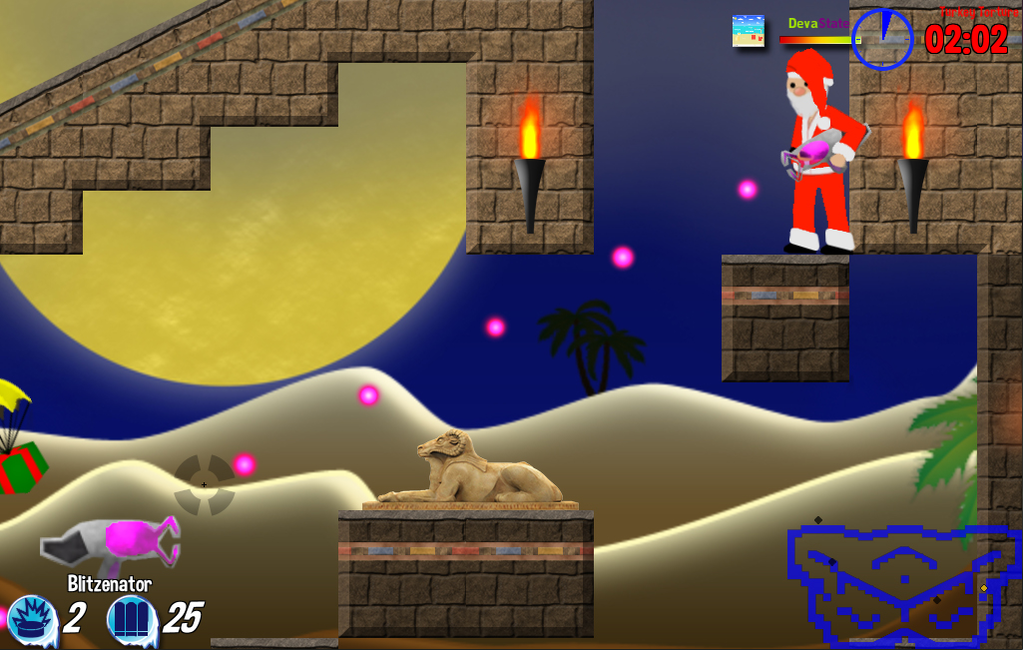 Xmassacre Screenshot 2