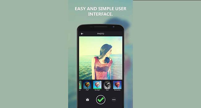 Camera and Photo Filters Screenshot 2
