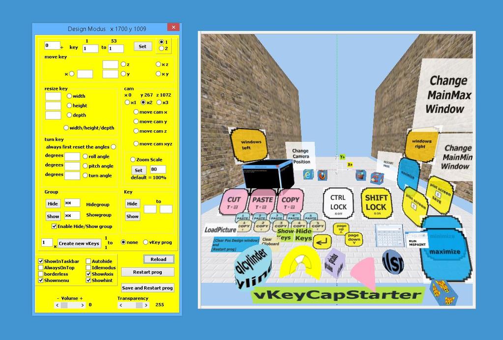 keystarter Screenshot 4