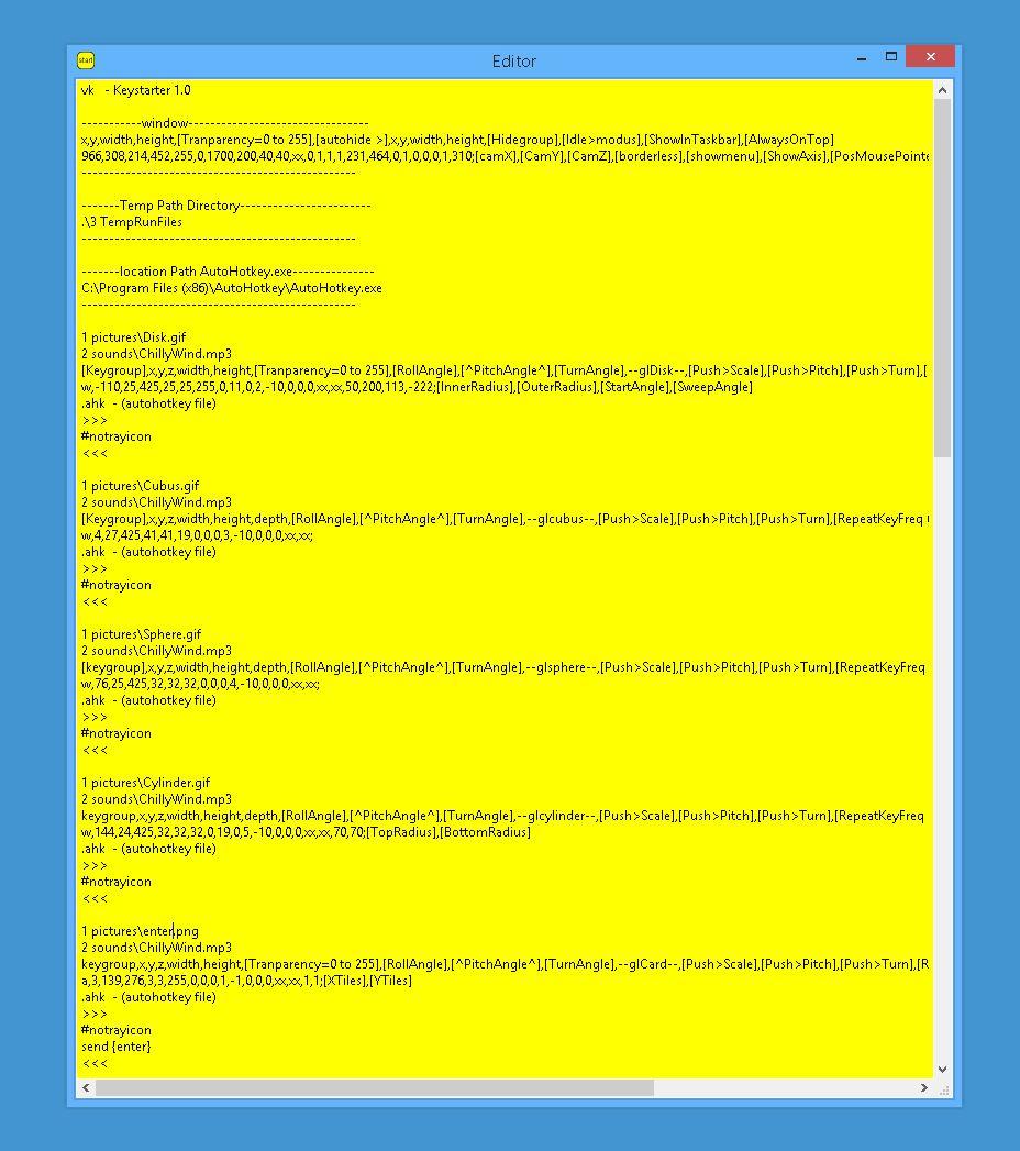 keystarter Screenshot 7