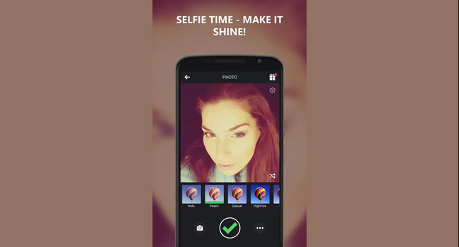 Selfie Camera Screenshot 1
