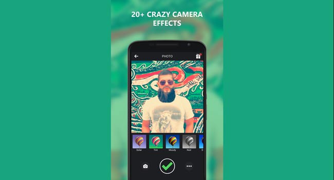 Selfie Camera Screenshot 2