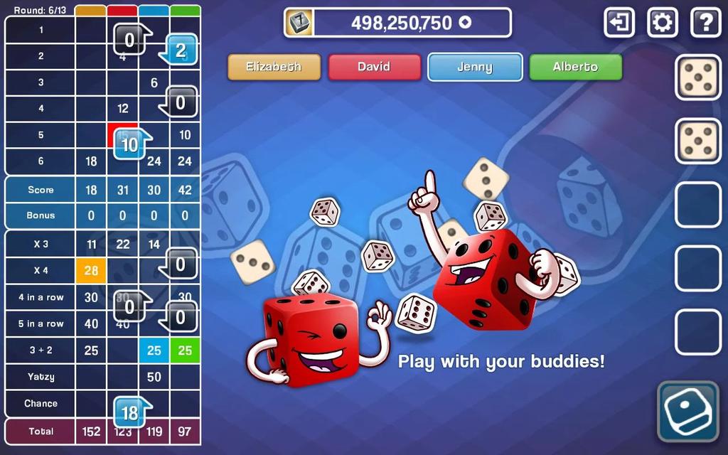 Yatzy Ultimate Screenshot 2