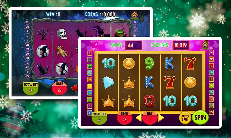 Christmas 777 Slots Screenshot 5