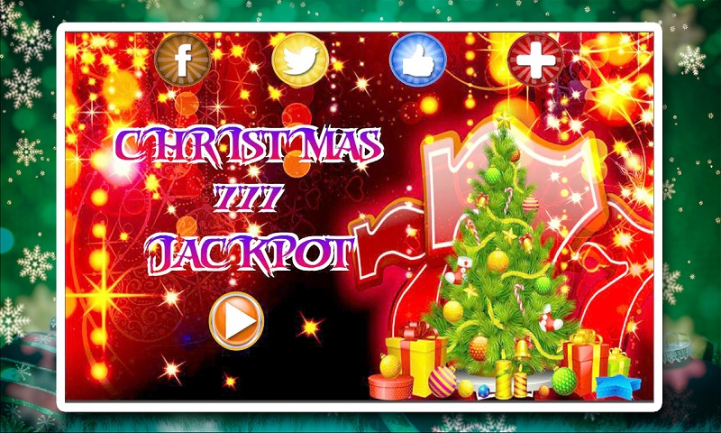 Christmas 777 Slots Screenshot 1