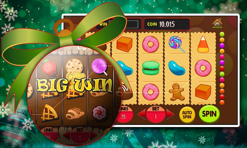 Christmas 777 Slots Screenshot 3
