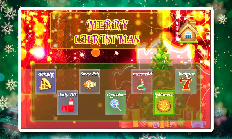 Christmas 777 Slots Screenshot 2