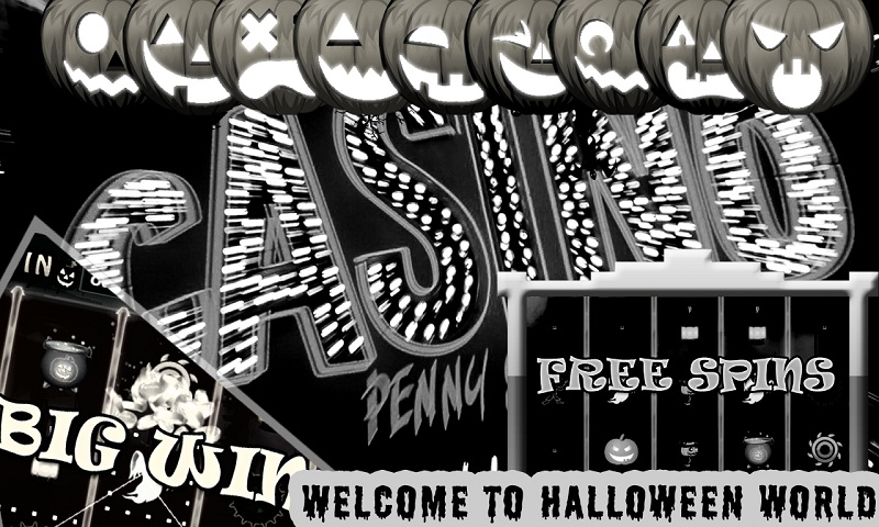 Halloween Vegas Jackpot Free Screenshot 2
