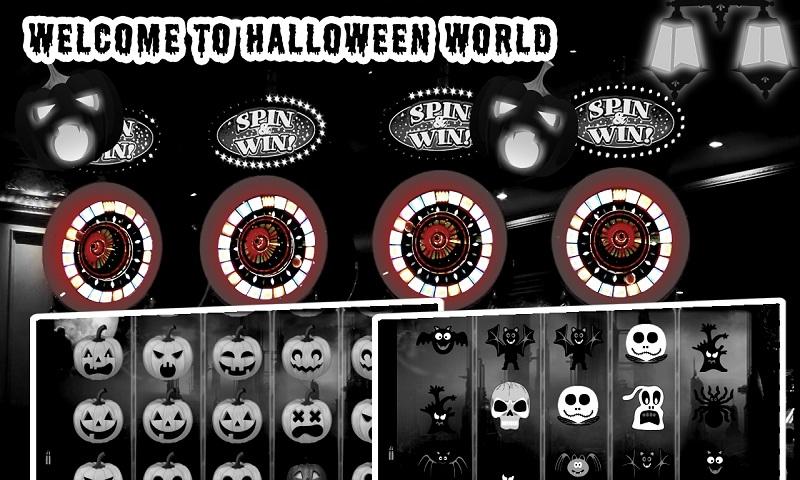 Halloween Vegas Jackpot Free Screenshot 4