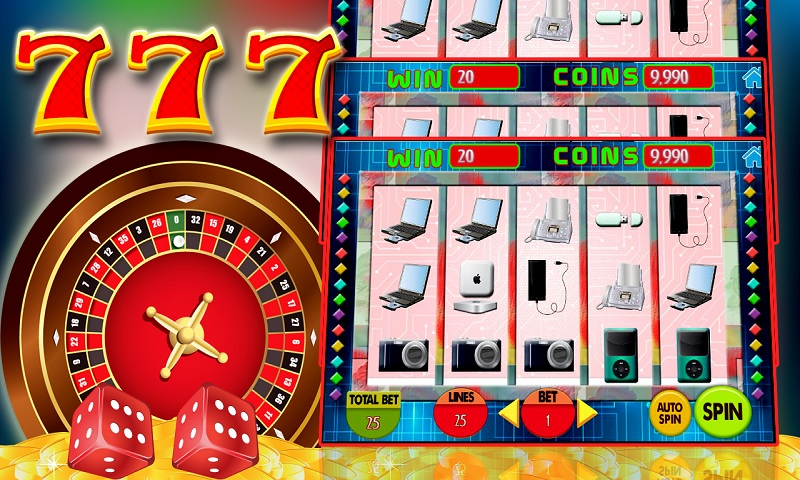 777 Vegas Casino Slots Jackpot Screenshot 4