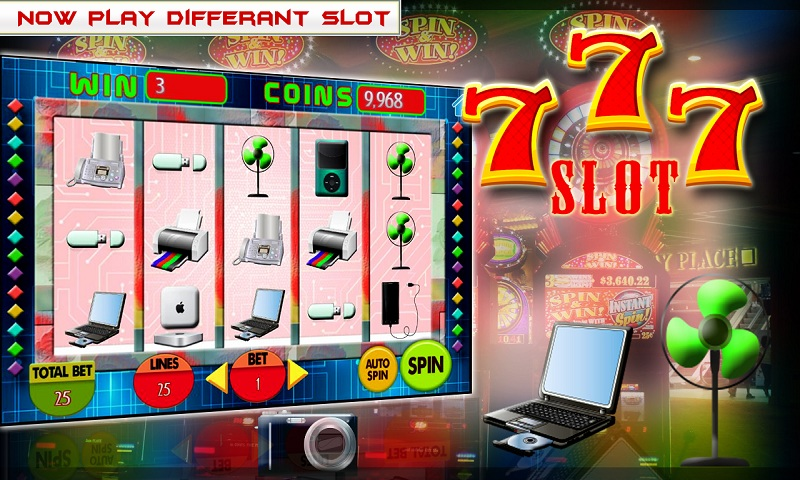 777 Vegas Casino Slots Jackpot Screenshot 2