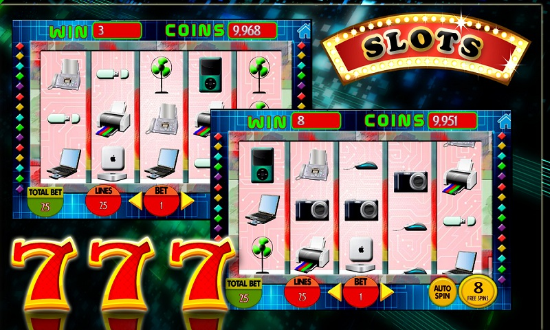 777 Vegas Casino Slots Jackpot Screenshot 3