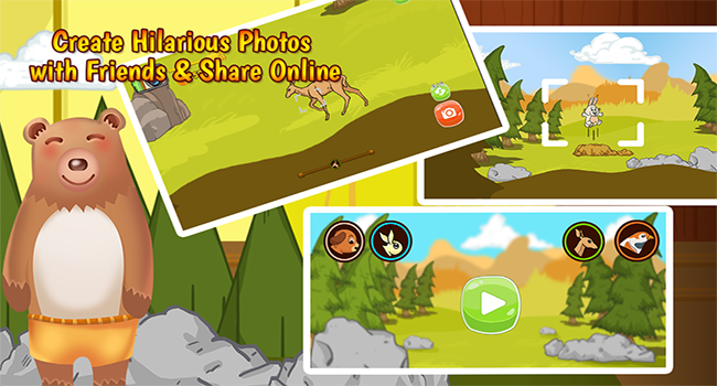Bigfoot Poo Panda Hunter Screenshot 5
