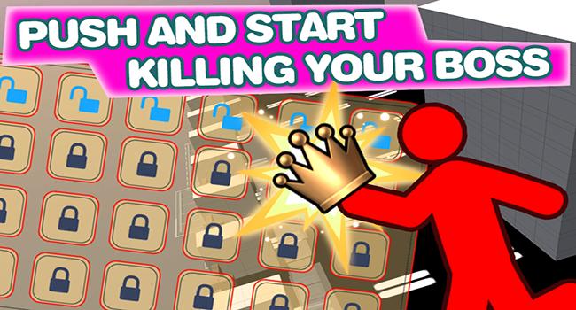 Smash Stickman Boss To Kill Screenshot