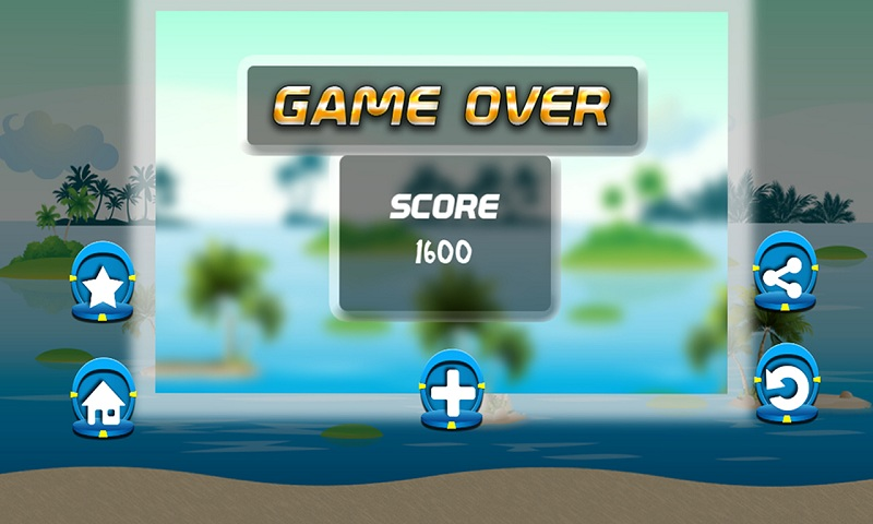 Beach Power:The Motorbike Race Screenshot 2