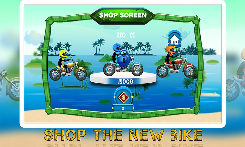 Beach Power:The Motorbike Race Screenshot 8