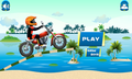 Beach Power:The Motorbike Race 1