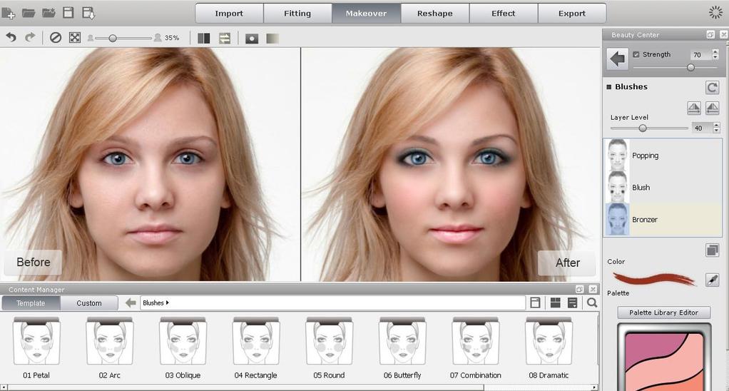 FaceFilter PRO Screenshot 5