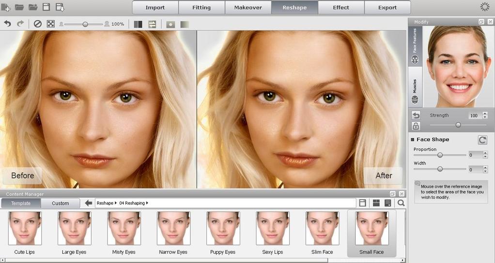 FaceFilter PRO Screenshot 9