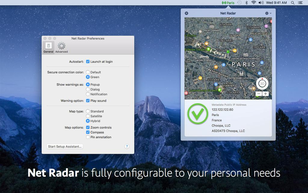 Net Radar Screenshot 4
