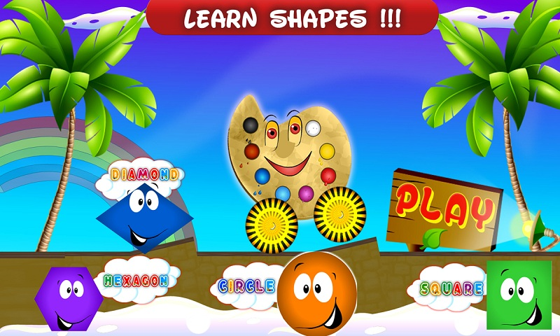 Education Roller Kids Game Screenshot 3