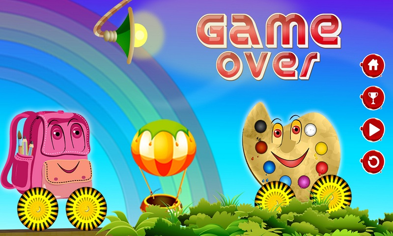 Education Roller Kids Game Screenshot 5