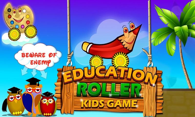 Education Roller Kids Game Screenshot 6