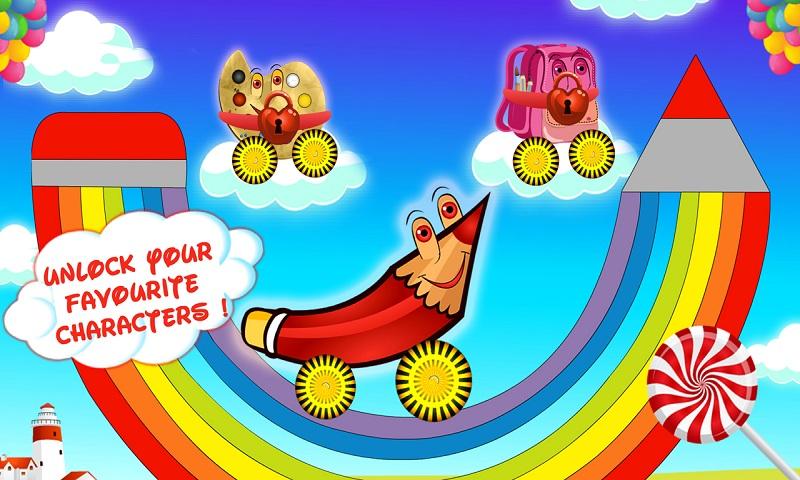 Education Roller Kids Game Screenshot 2