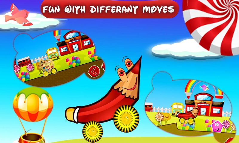 Education Roller Kids Game Screenshot 4